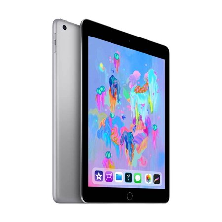 "Apple iPad 9.7"" WiFi Tablet 32GB (Latest Model) for $229 at Walmart"